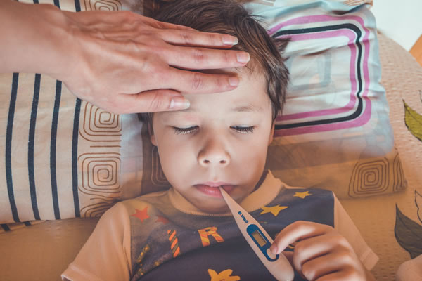 Acetaminofén dosis Pediátrica